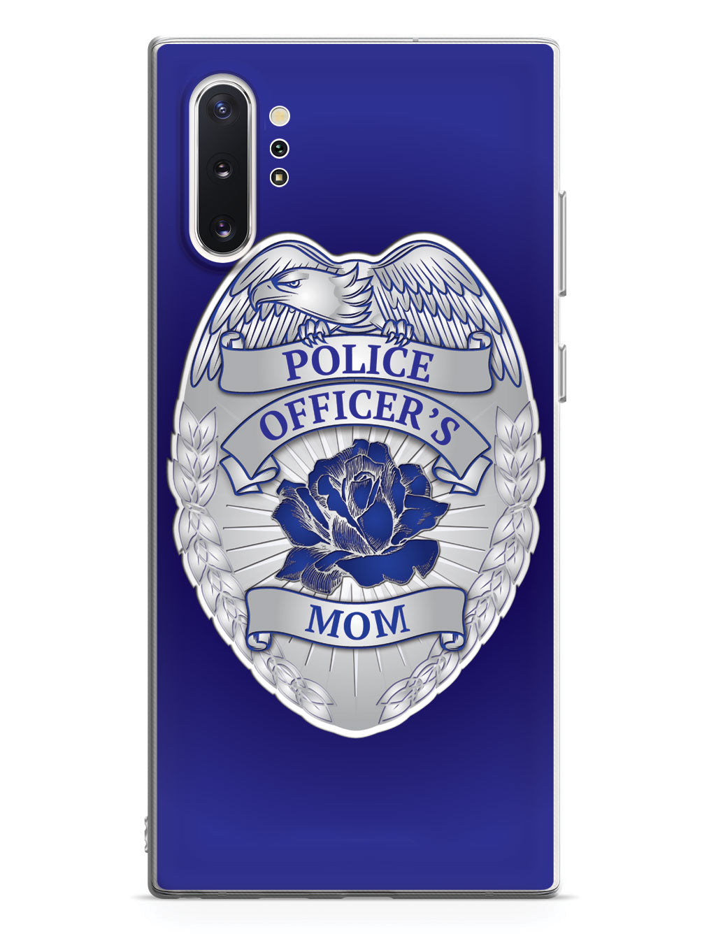 Police Officer's Mom Badge Case