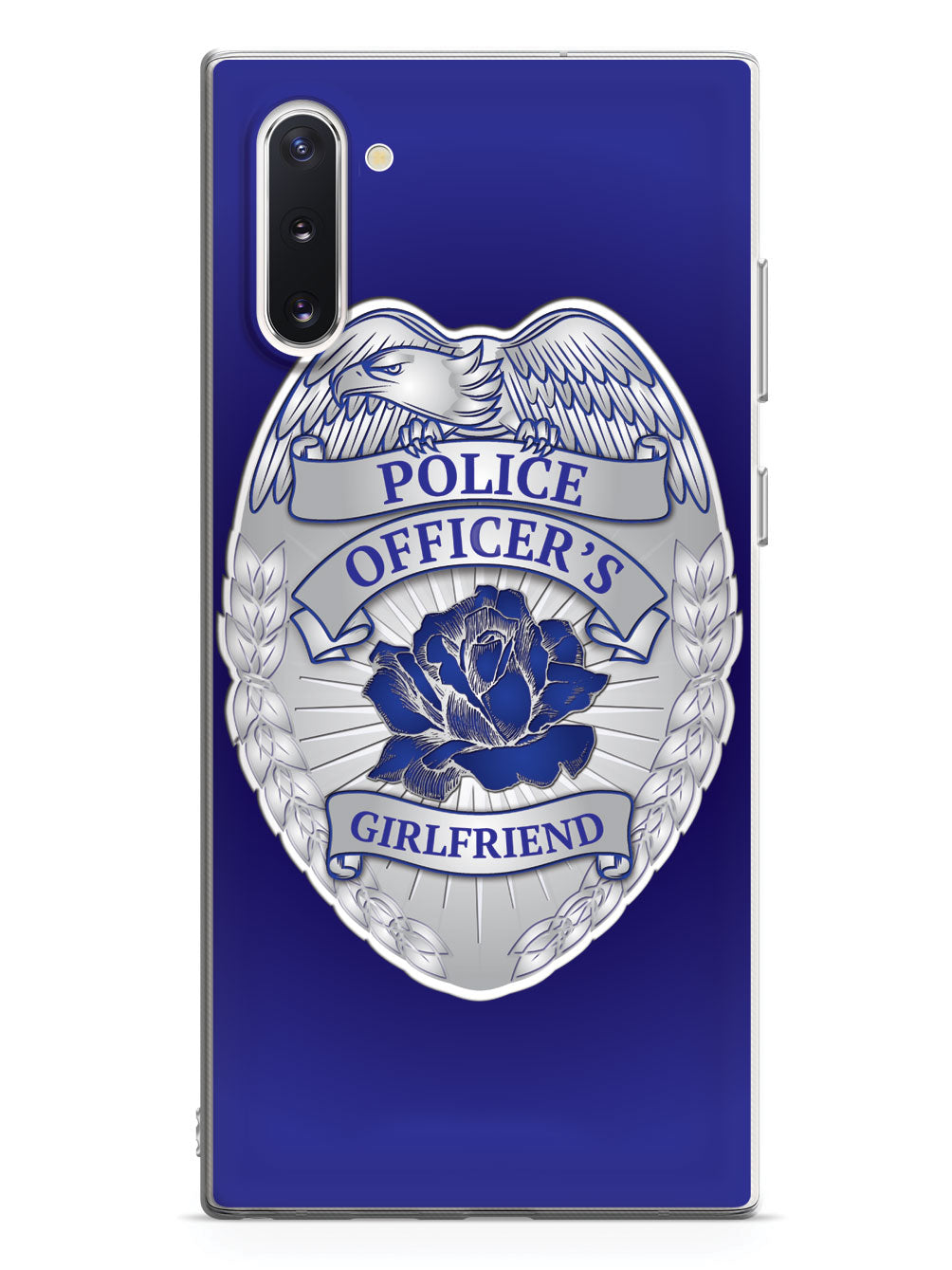 Police Officer's Girlfriend Badge Case