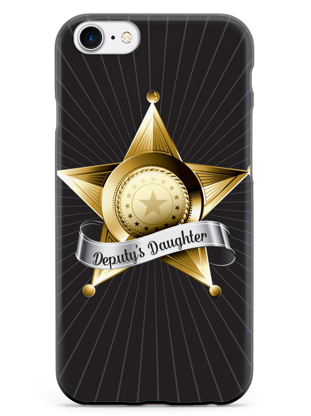 Deputy's Daughter Badge  Case