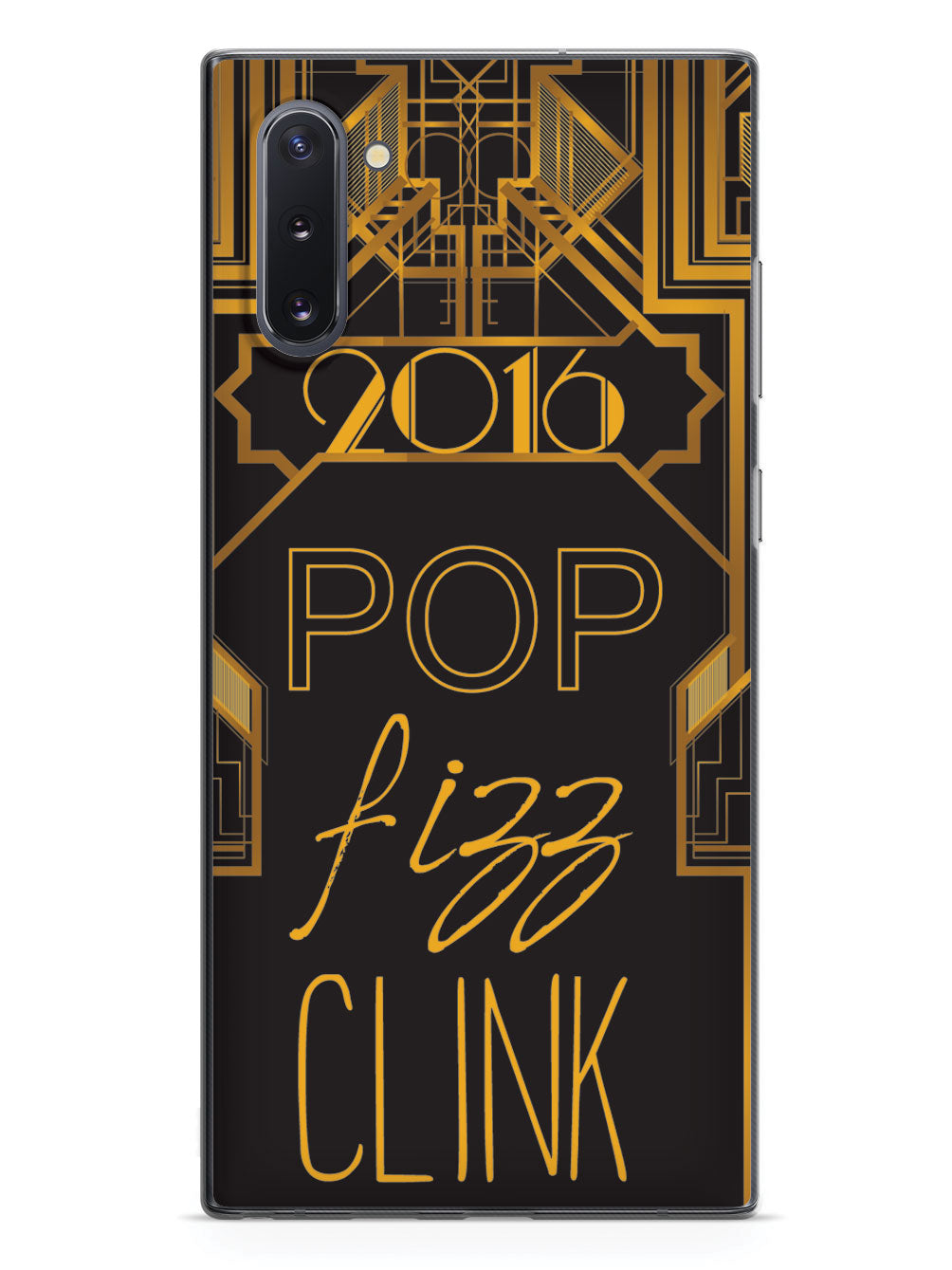 Pop Fizz Clink - New Year Case