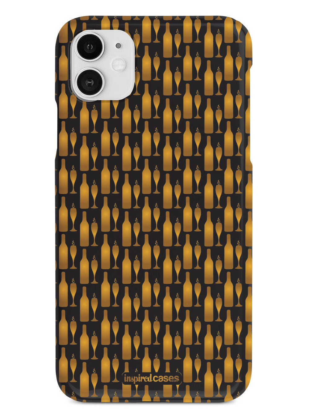 Champagne Pattern Case
