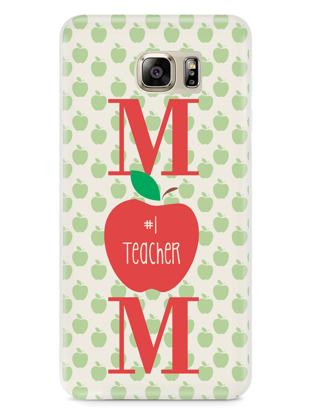 Number #1 Teacher Mom Case