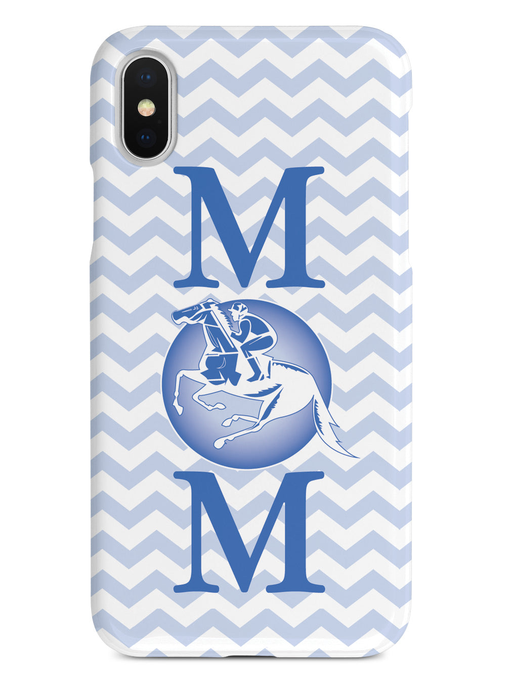 Equestrian Mom Horse Riding Case