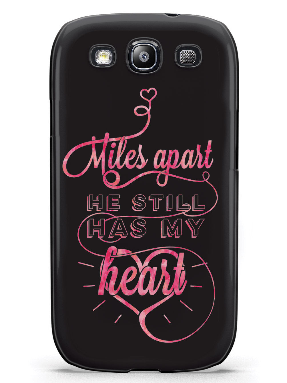 Miles Apart, Still Has My Heart Case