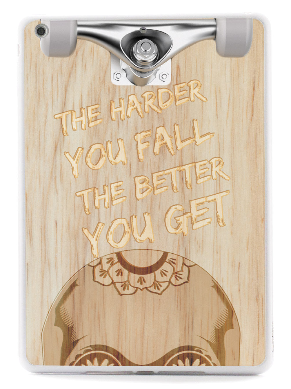 The Harder You Fall - Skateboarding Case