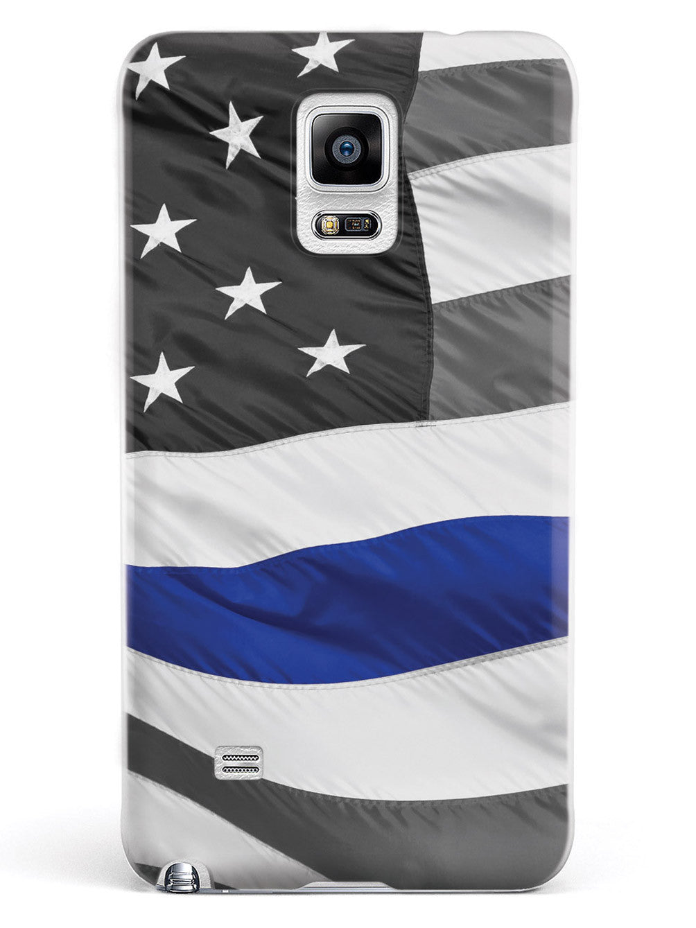 Thin Blue Line - American Flag Case