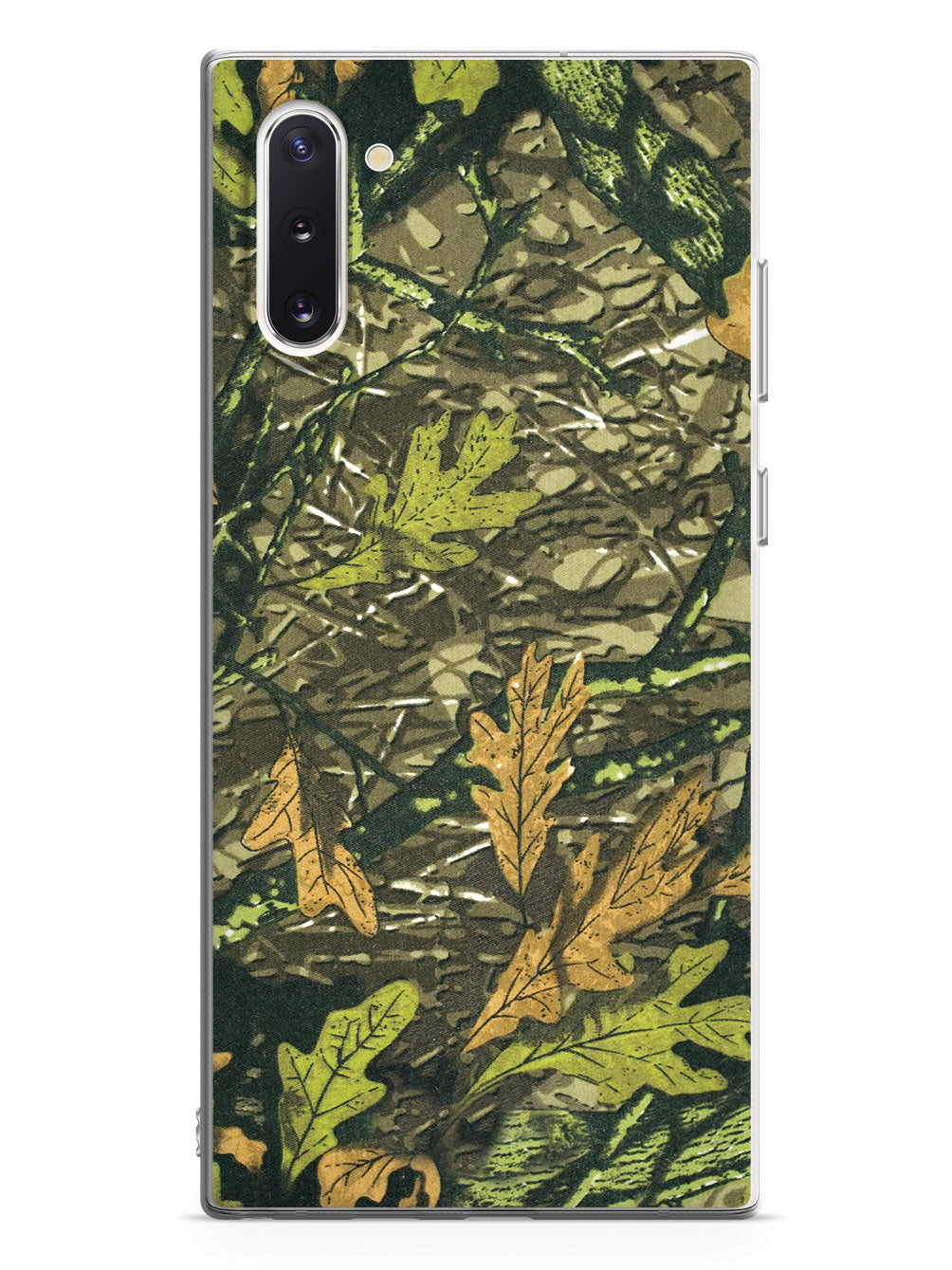Green Hunter Camouflage Case