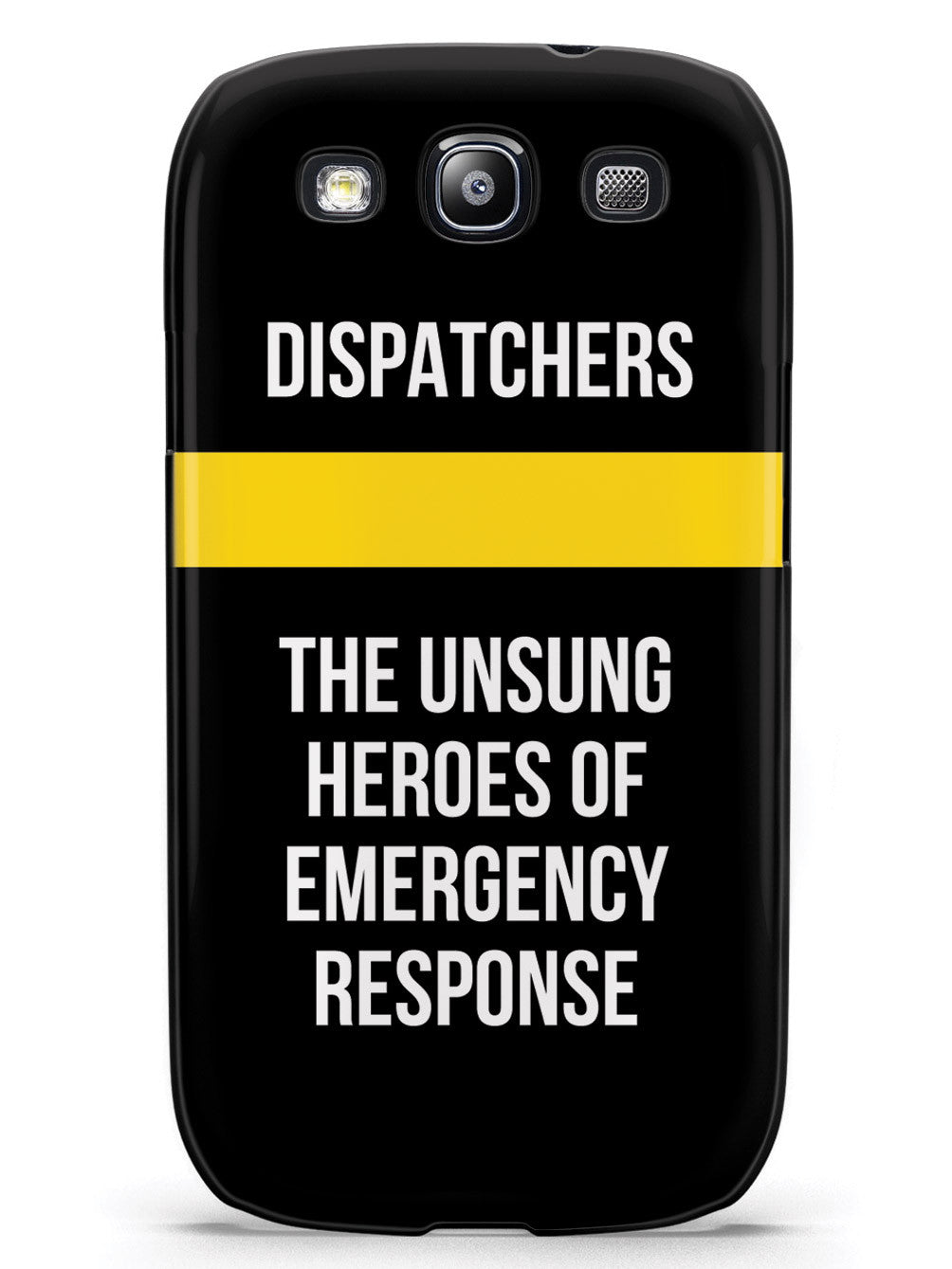 Dispatchers - The Unsung Heroes of Emergency Response  Case