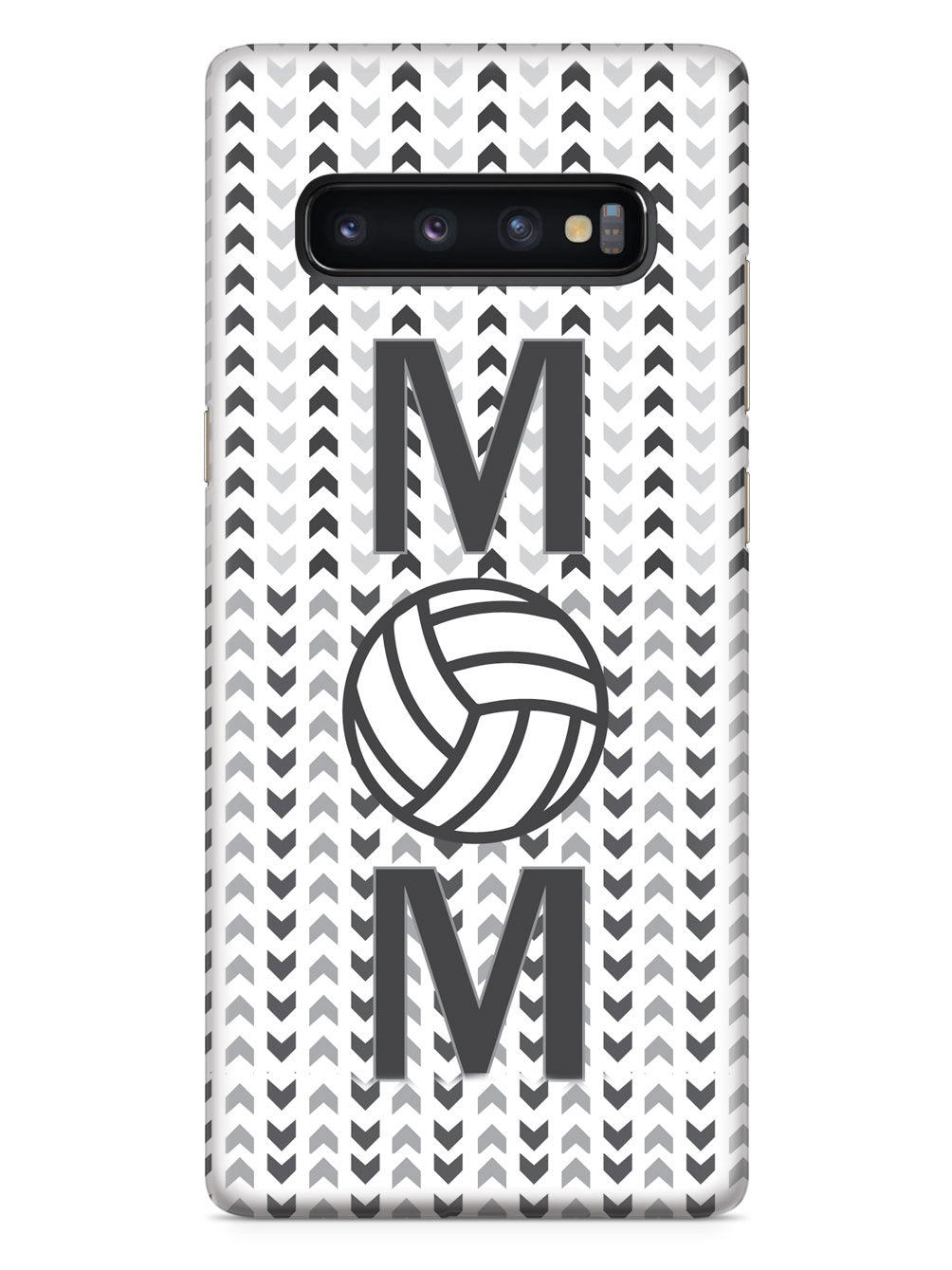 Volleyball Mom Chevron Case