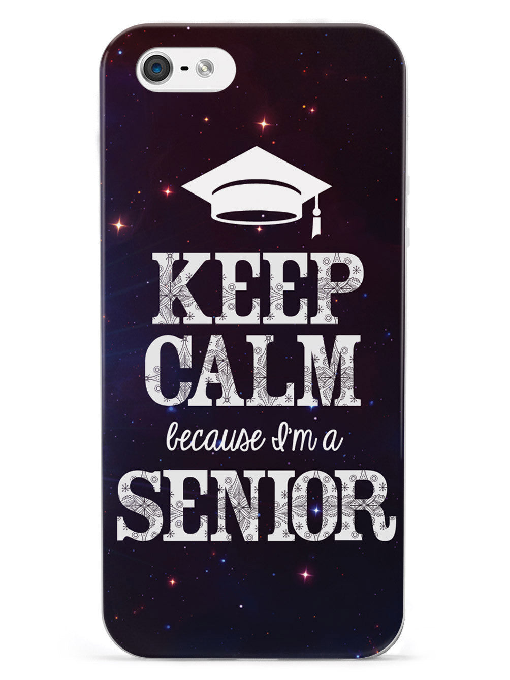 Keep Calm - I'm a Senior Case