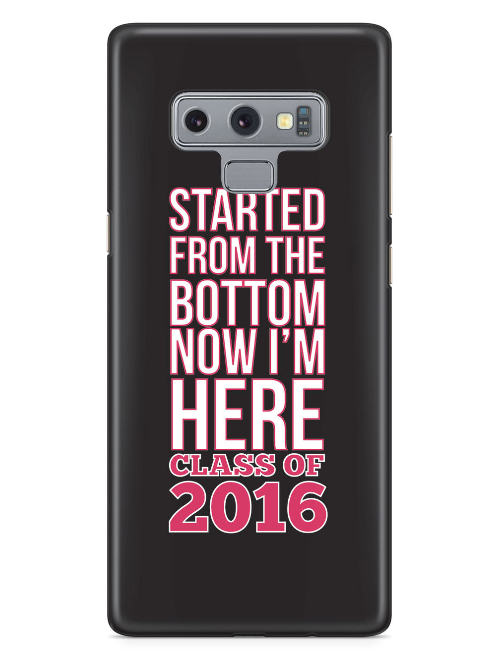Now I'm Here - Class of 2016 Case