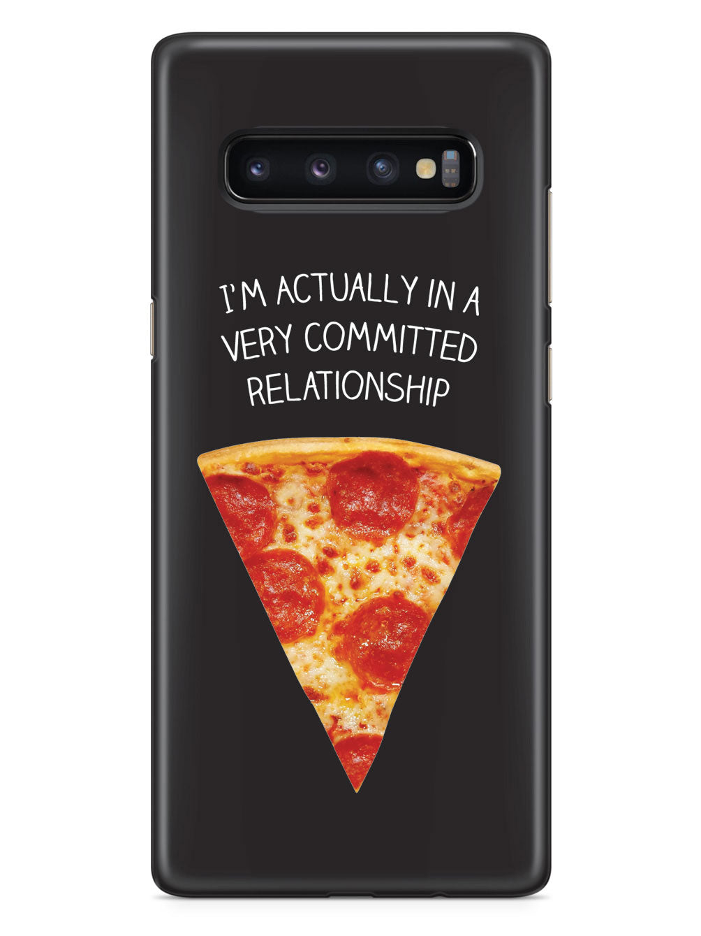 Very Committed Relationship - Pizza Case