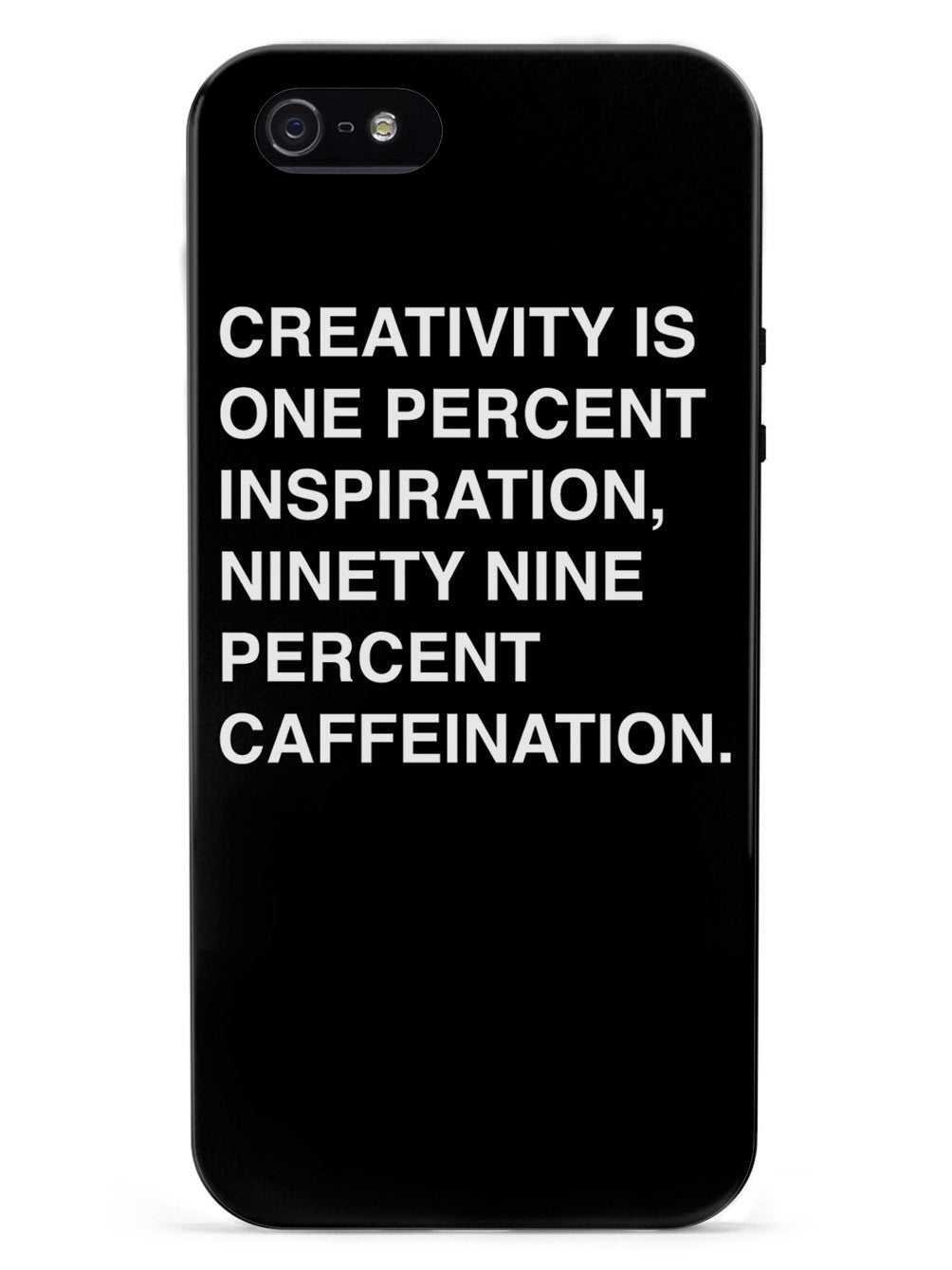 Creativity and Caffeination Case