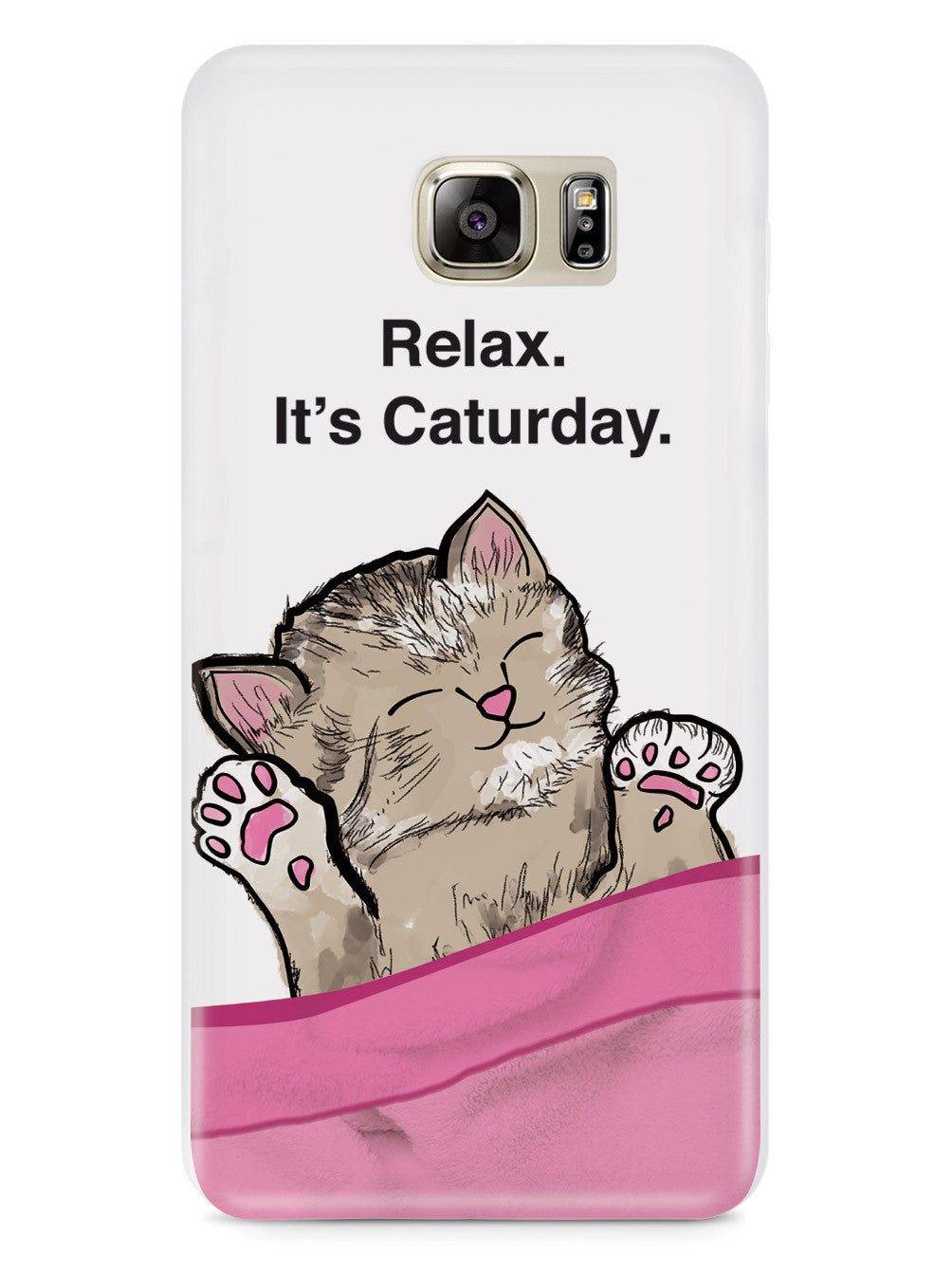 Relax! It's Caturday Case