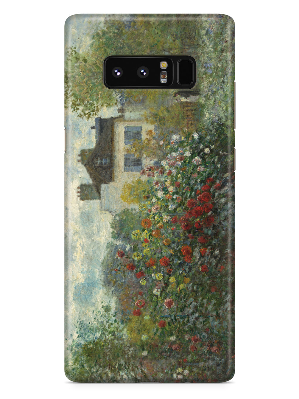 Claude Monet - The Artist's Garden Case