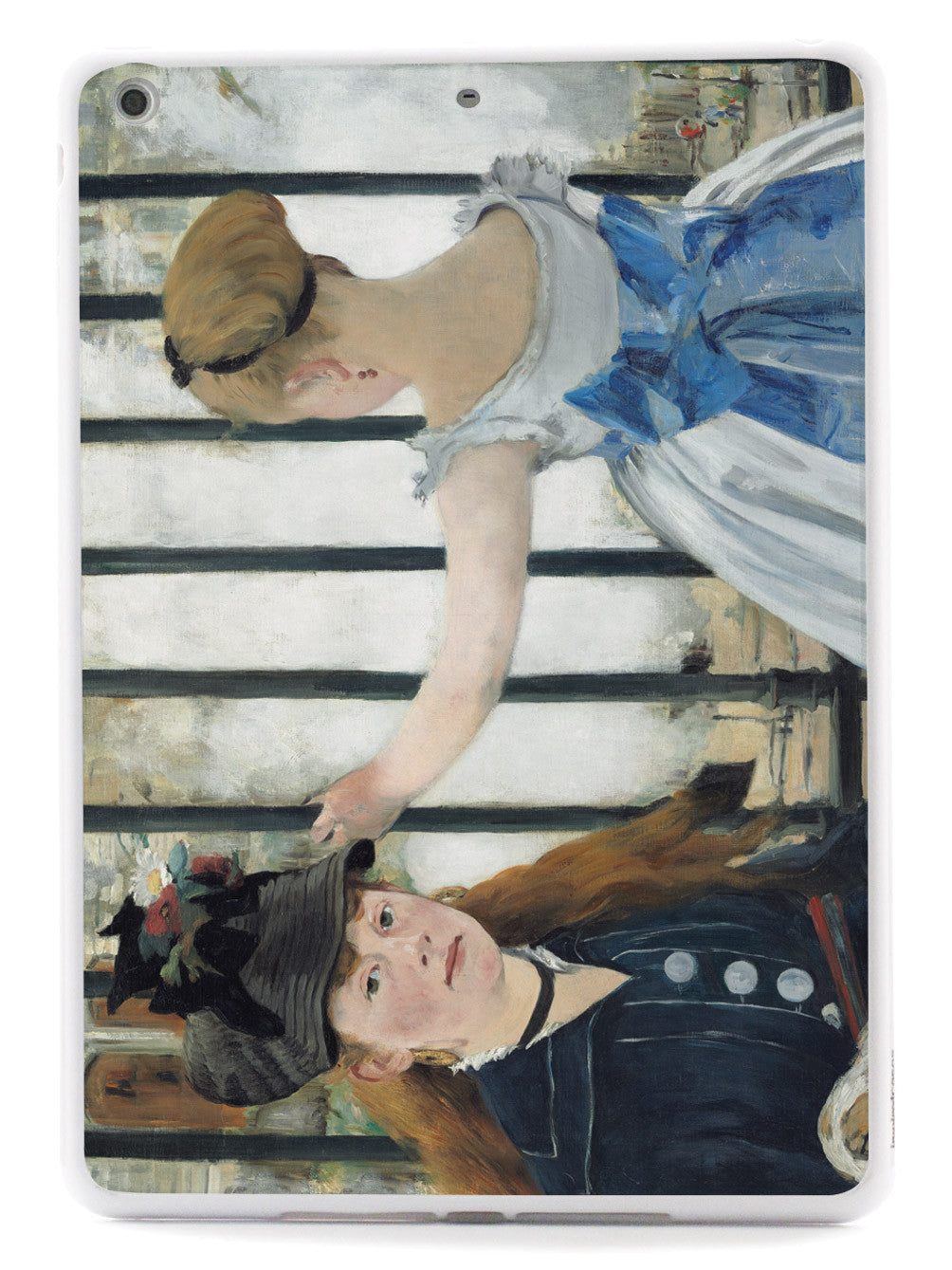 Edouard Manet - The Railway Case