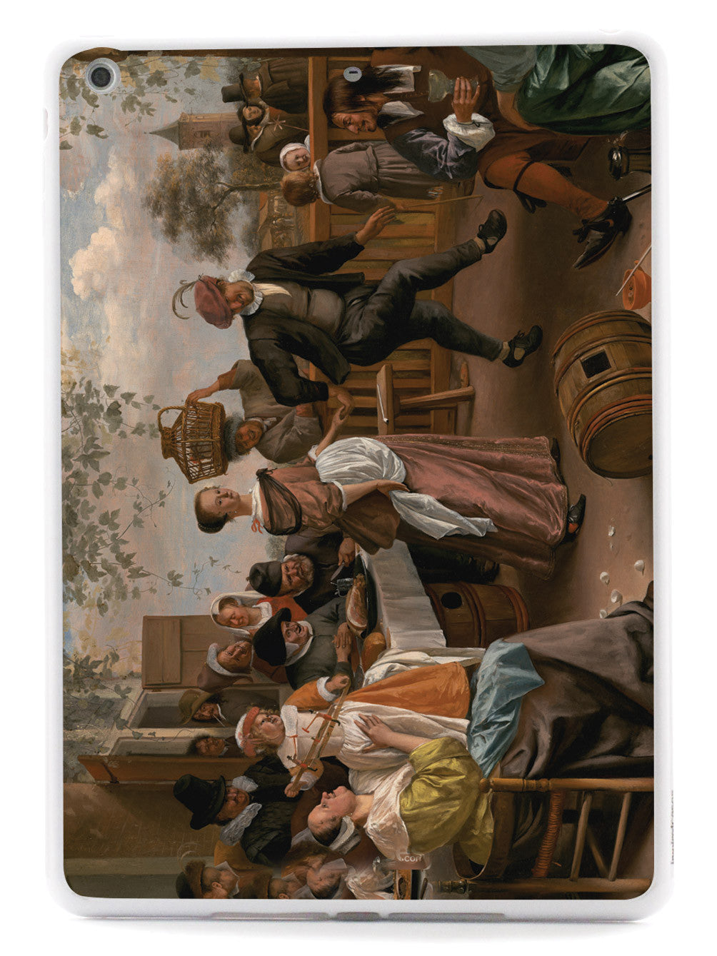 Jan Steen - The Dancing Couple Case