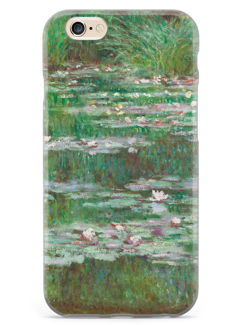 Claude Monet - The Japanese Footbridge Case
