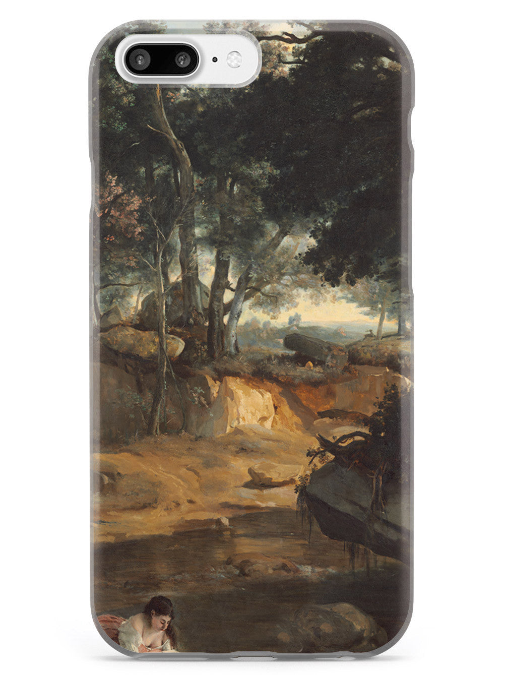 Jean-Baptiste - Forest of Fontainebleau Case