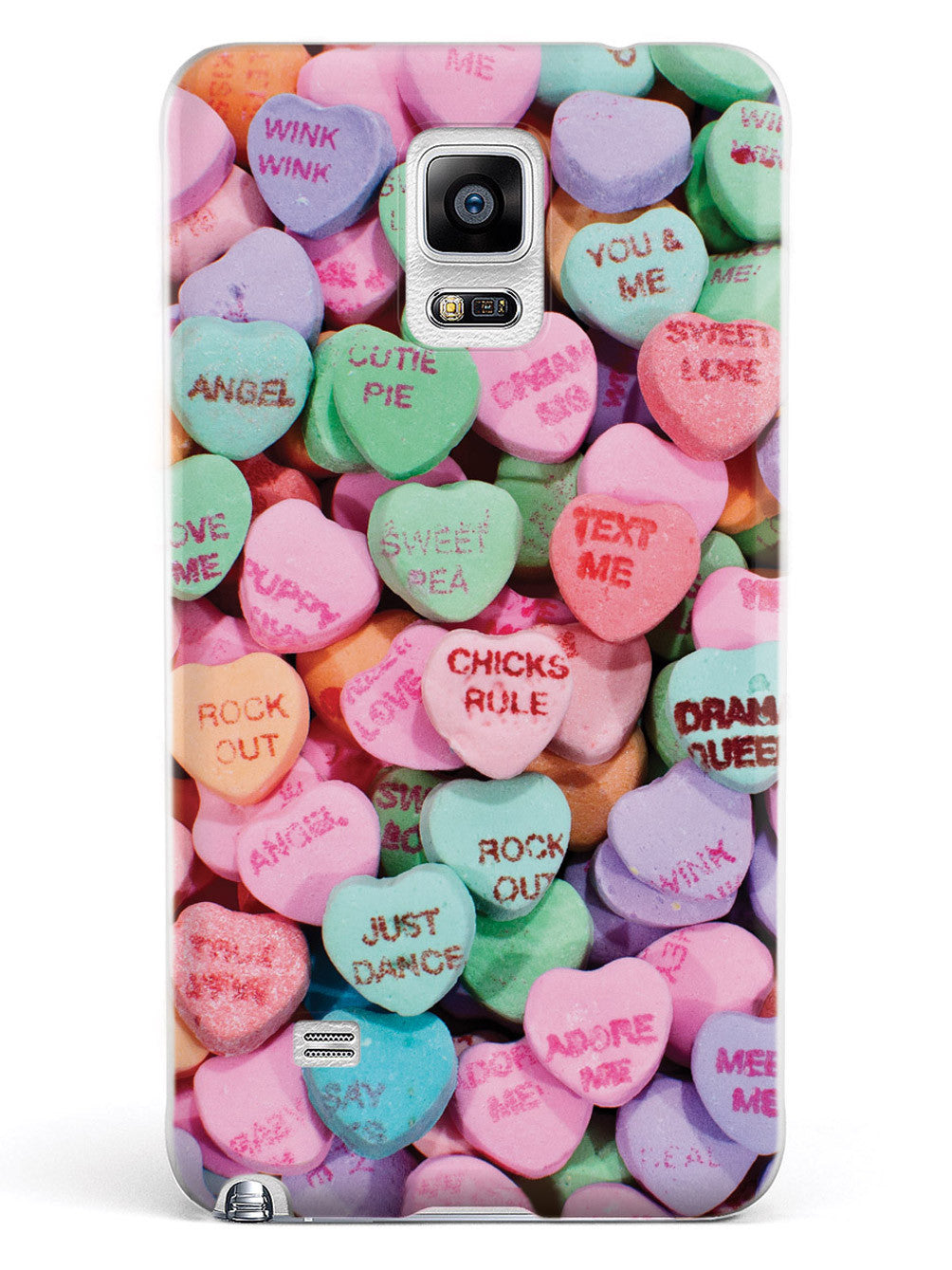 Candy Hearts - Valentines Day Case