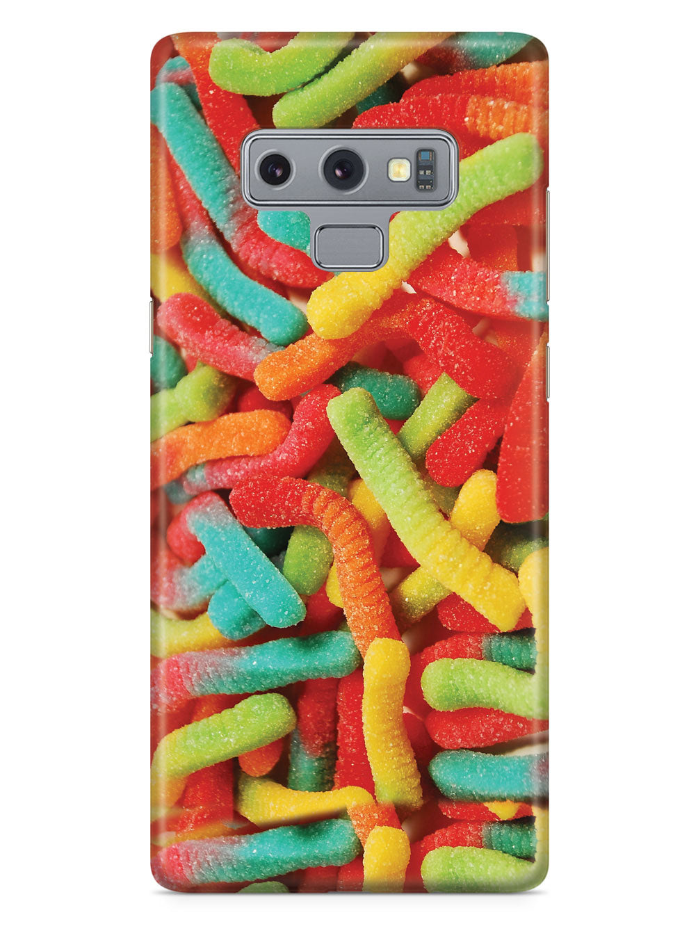 Gummy Worms Case