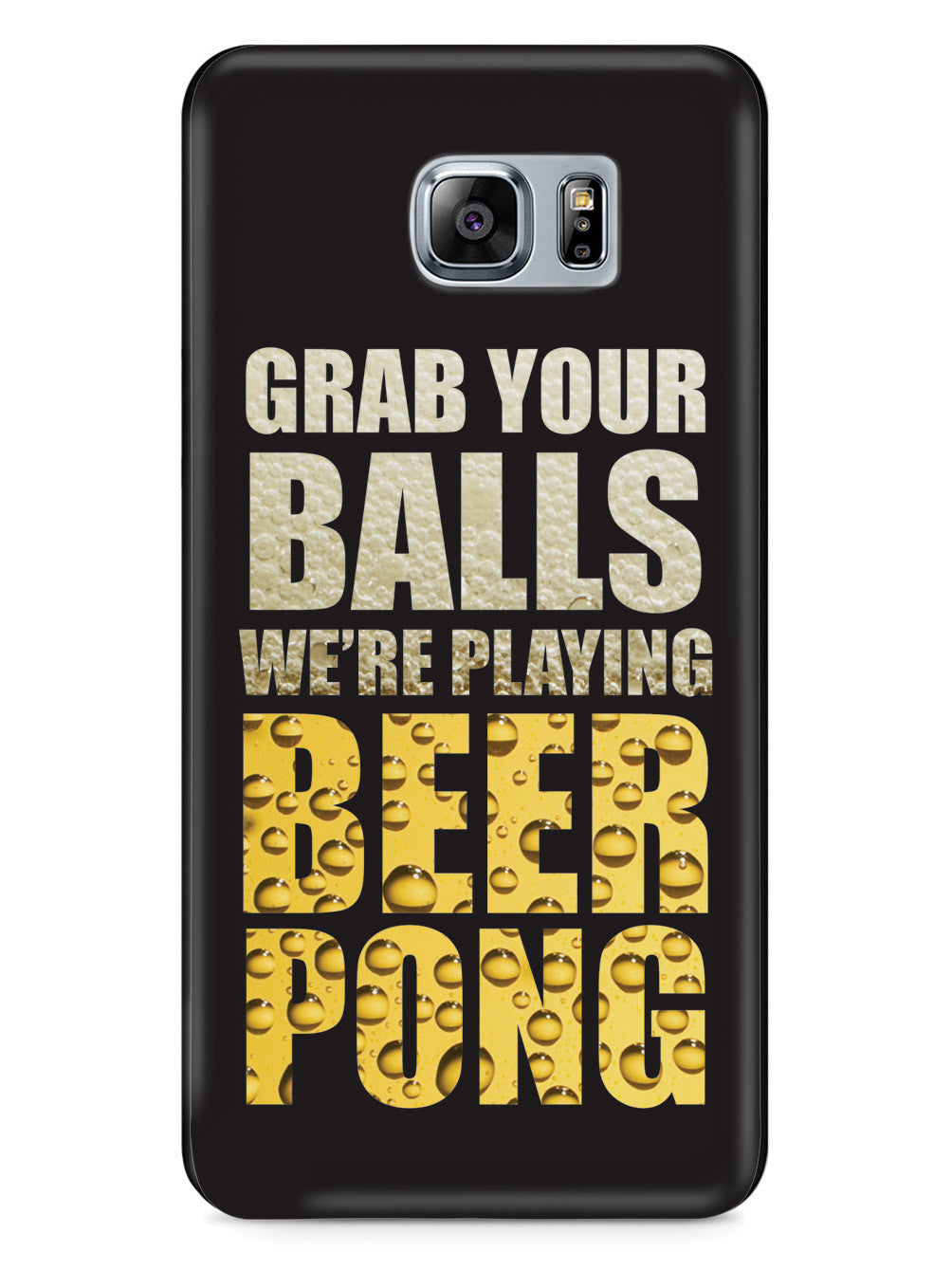 Grab Your Balls - Beer Pong Case