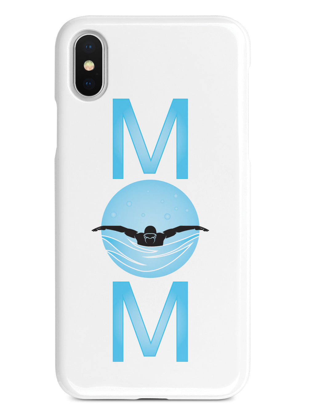 Swimmer Mom Case