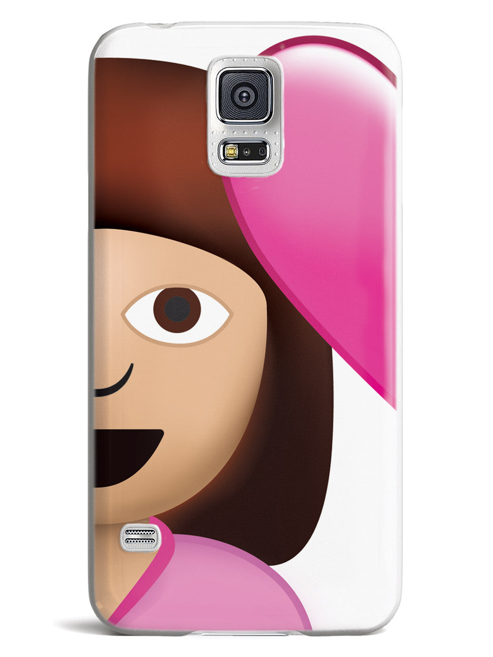 Emoji Girlfriend Case