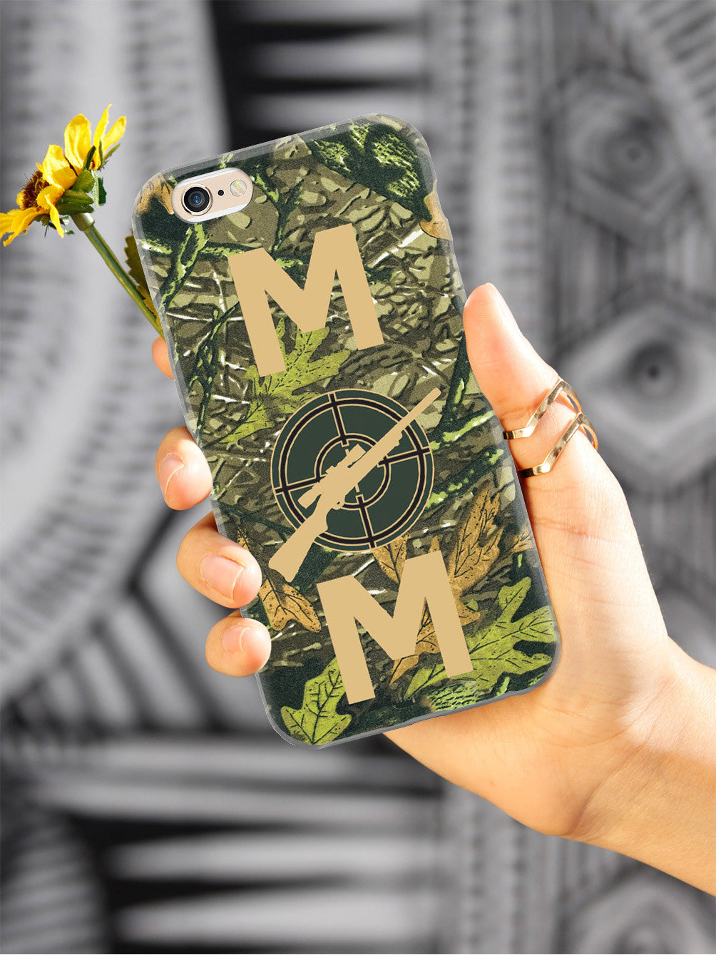 Hunting Mom Case