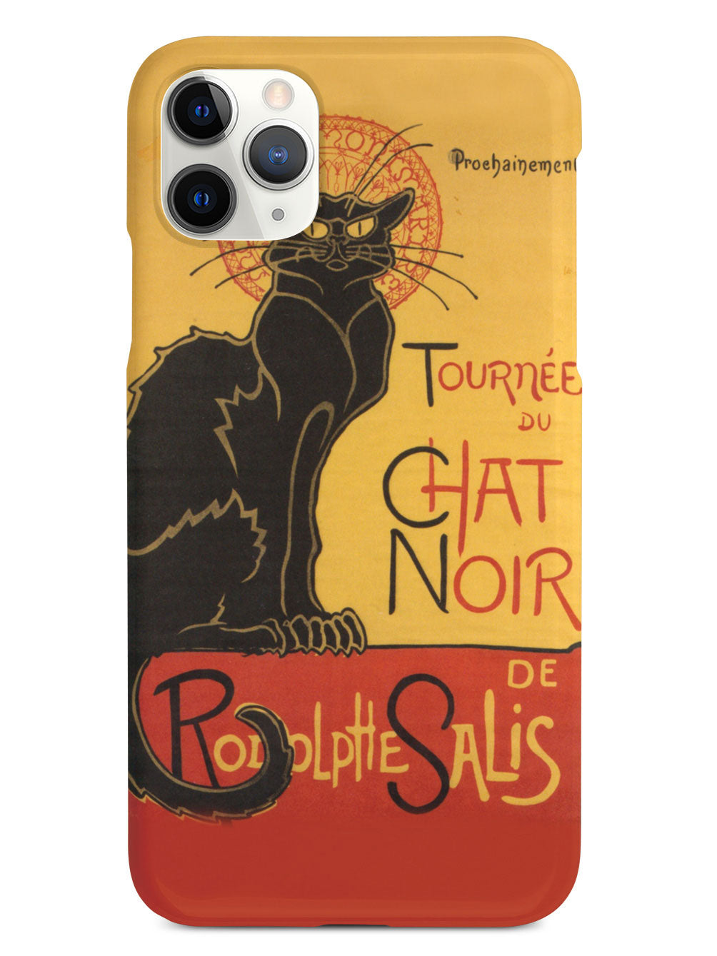 Le Chat Noir Case
