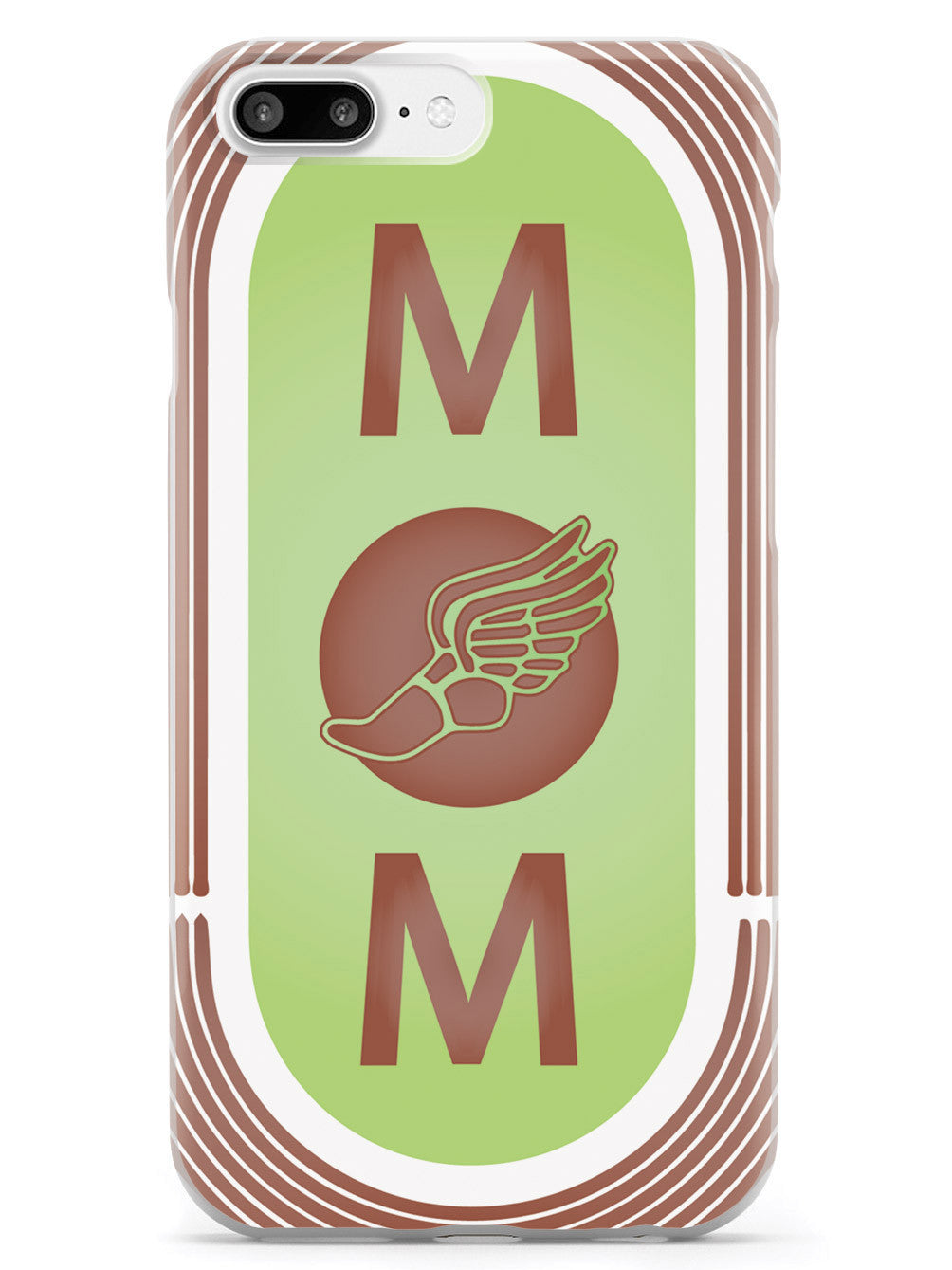 Track Mom - Track & Field Case