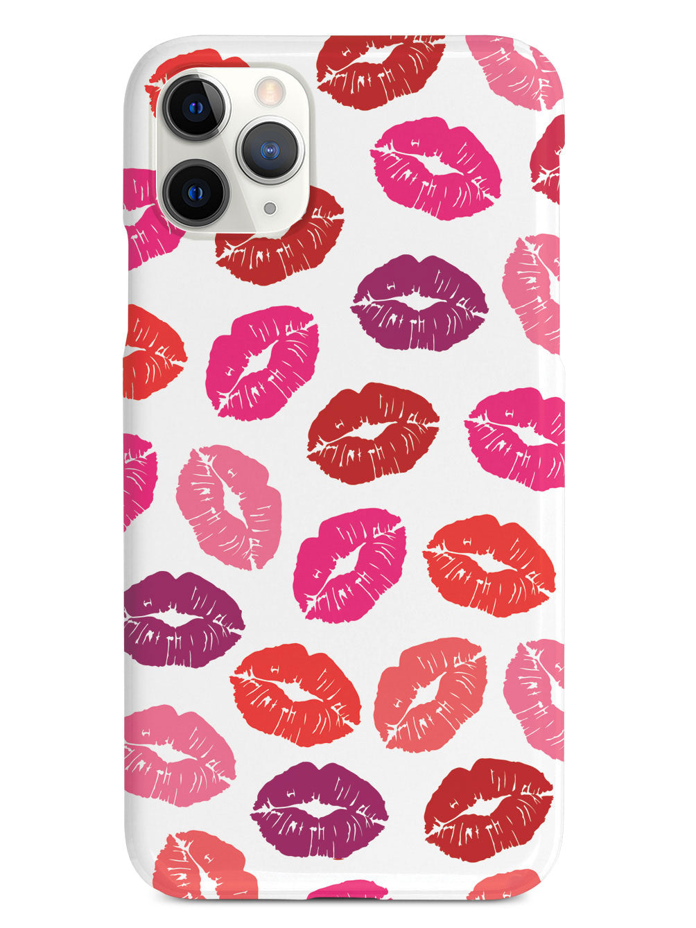 Lip Print Pattern Case