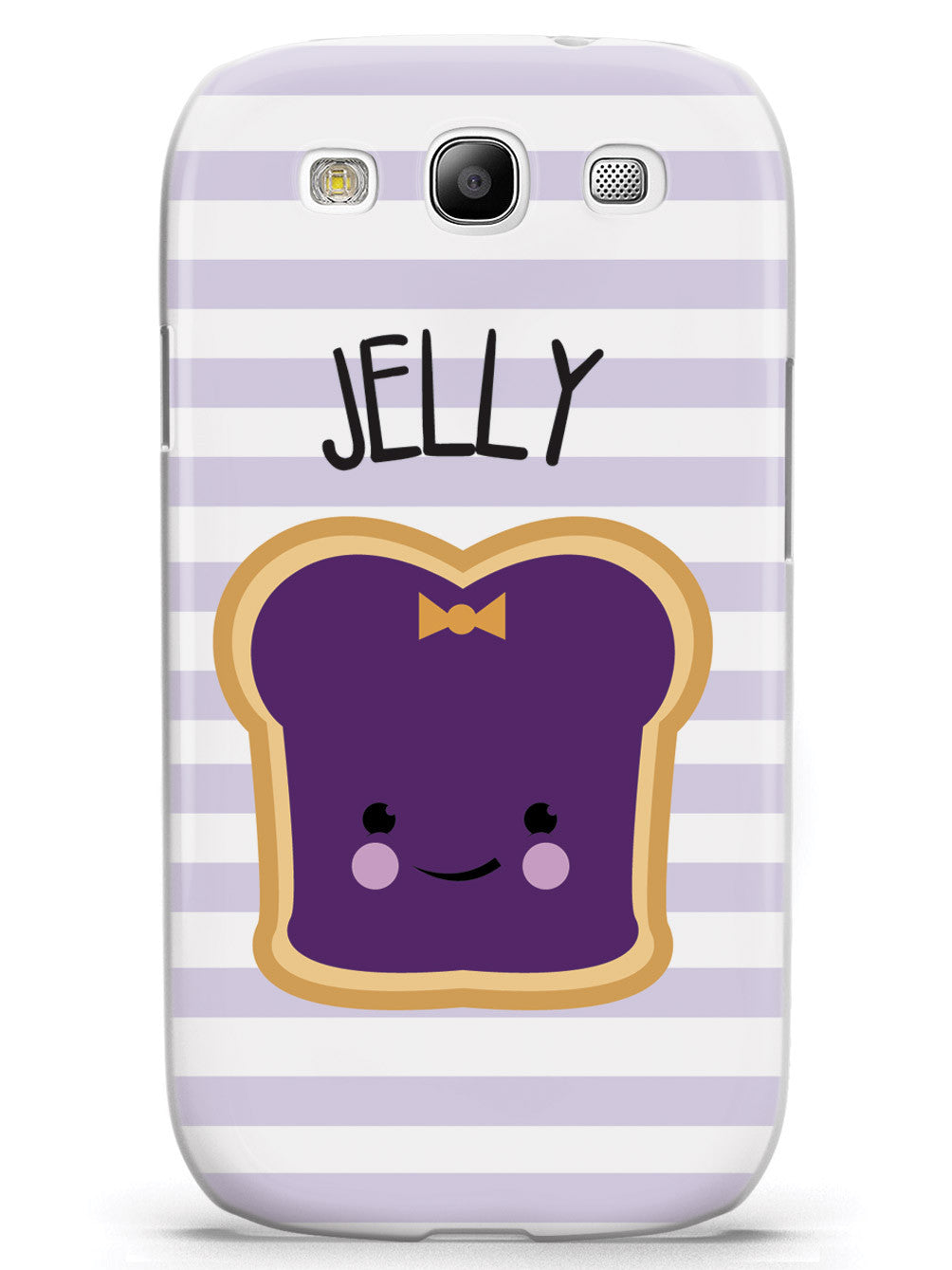 Peanut Butter & Jelly - Jelly Case
