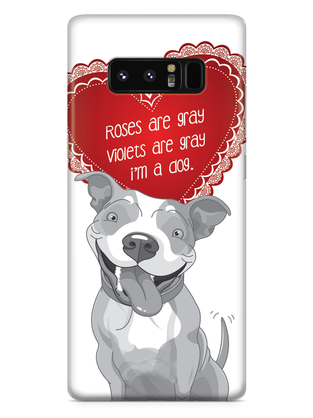 Dog Valentine's Day Case