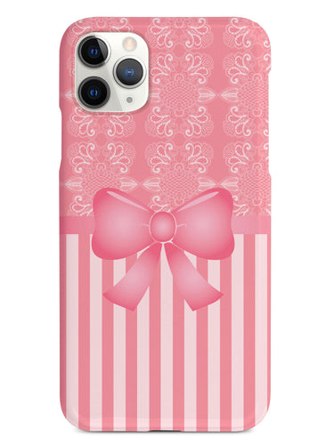 Pink Bow Case