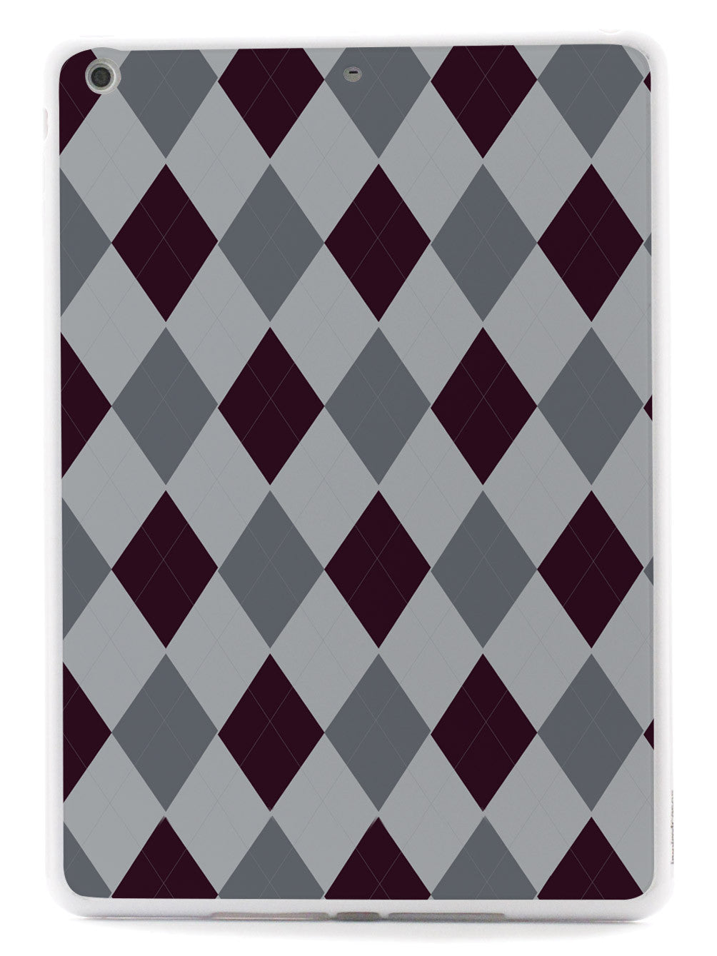 Argyle Pattern Case