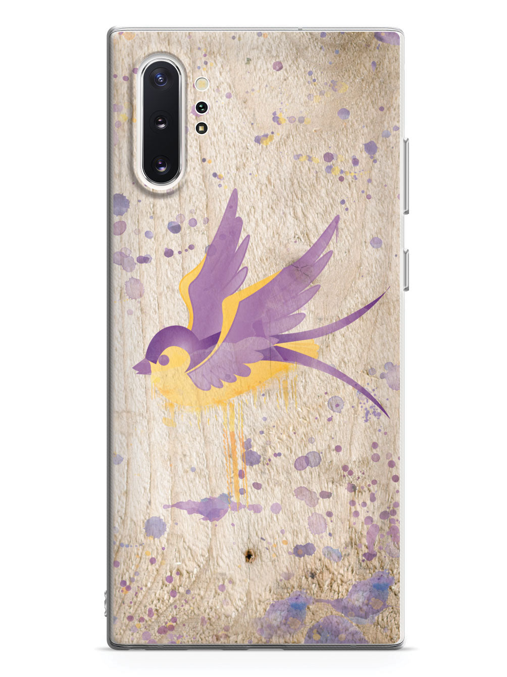Swallow Bird - Yellow Case