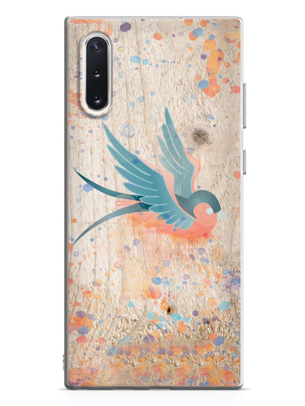 Swallow Bird - Orange Case