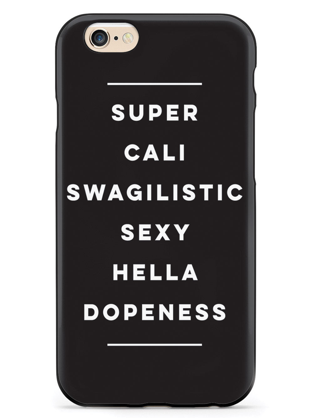 Super Cali Swag Case