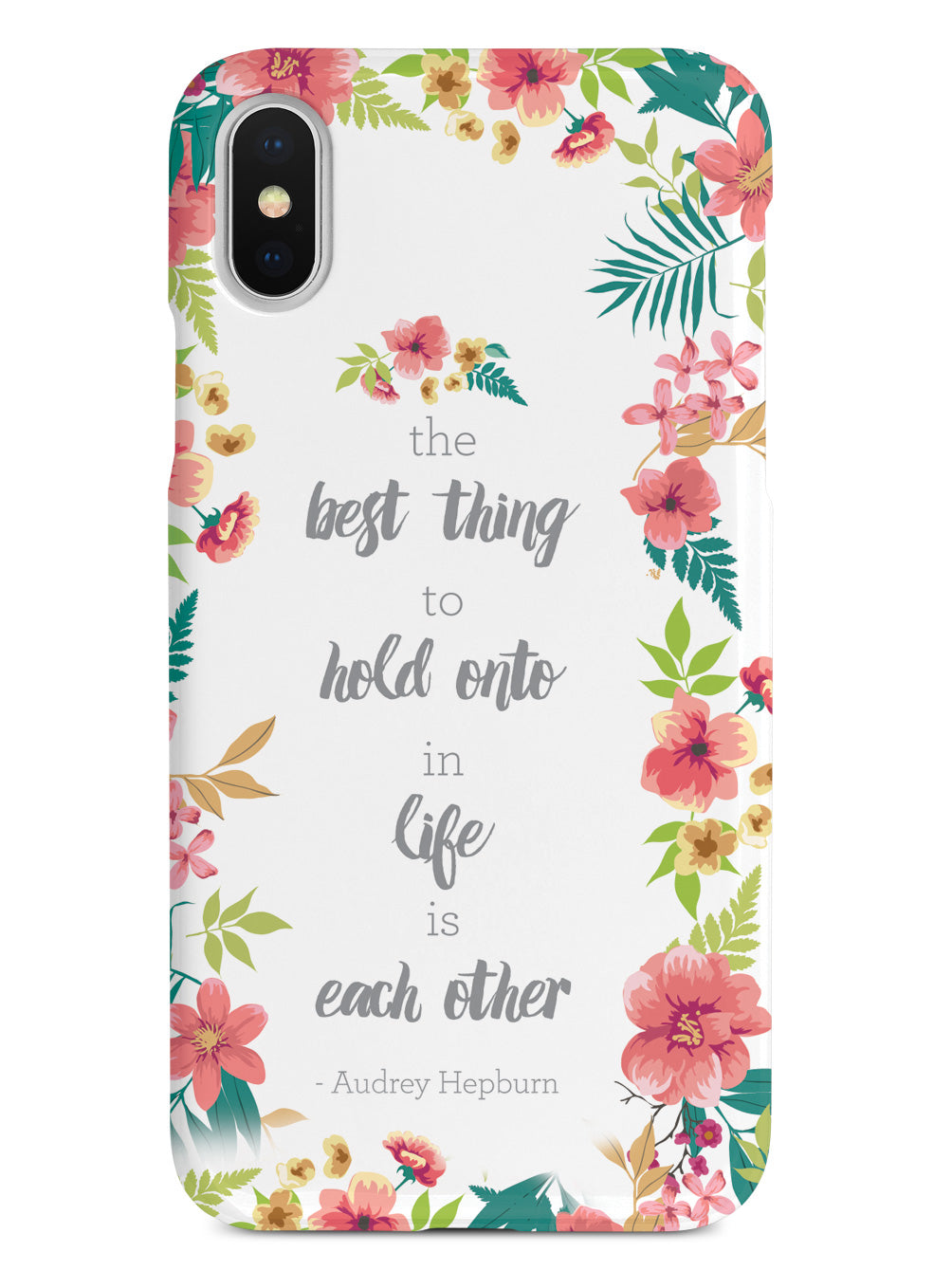 The Best Thing In Life - Audrey Hepburn Case