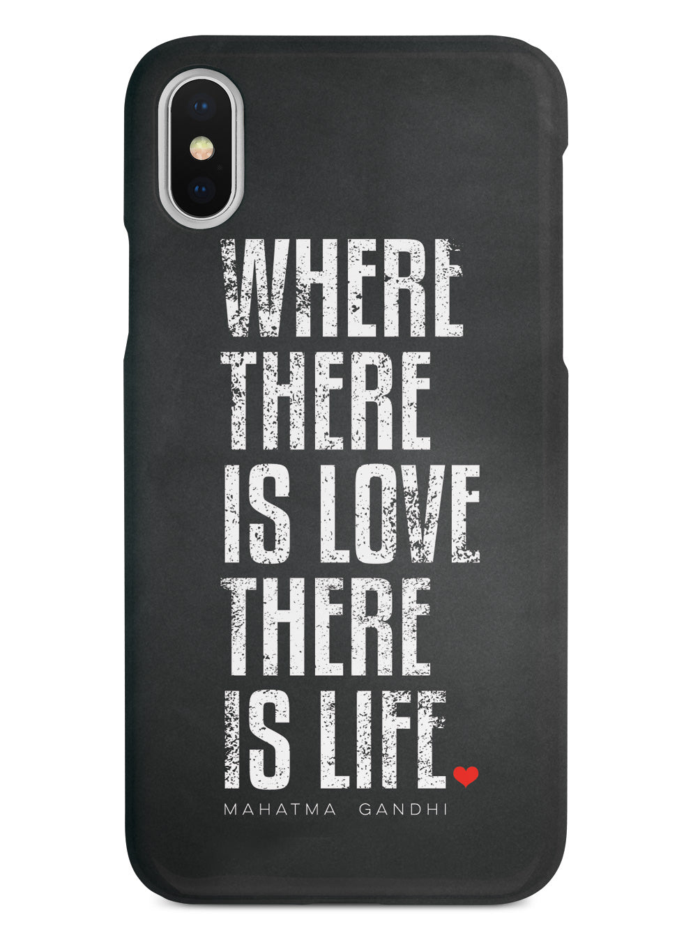 Where There Is Love - Ghandi Case