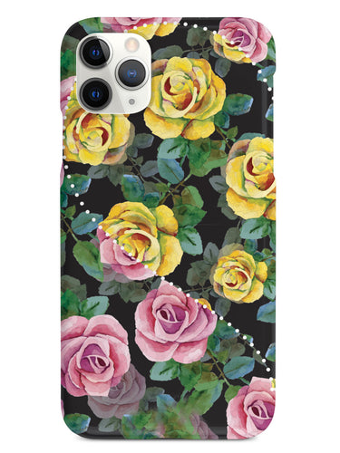 Flower Heart - Left Side Case