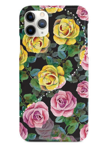 Flower Heart - Right Side Case