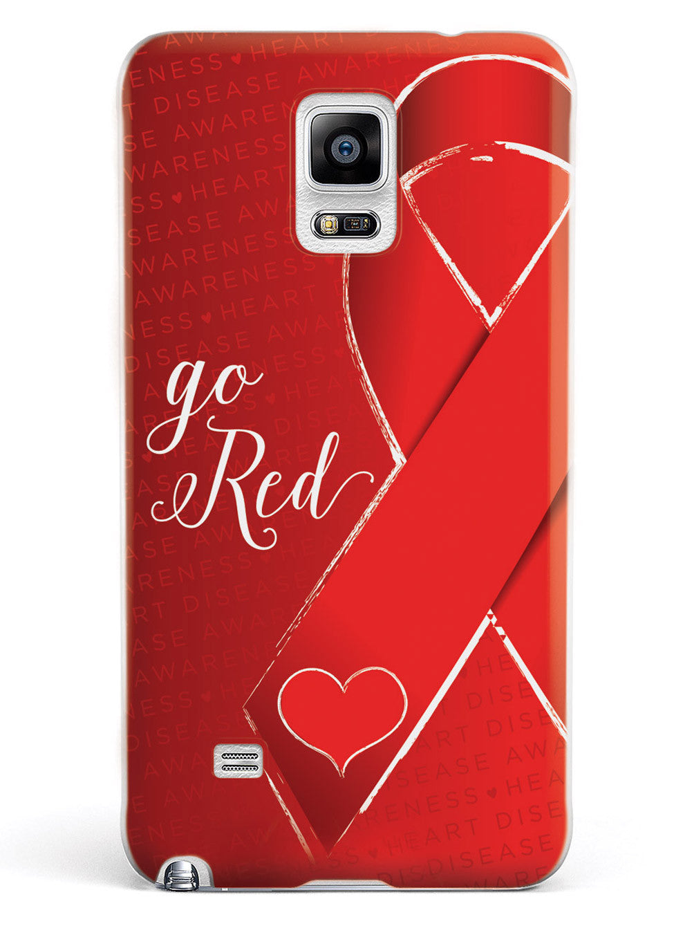 Go Red for Heart Disease Awareness Case