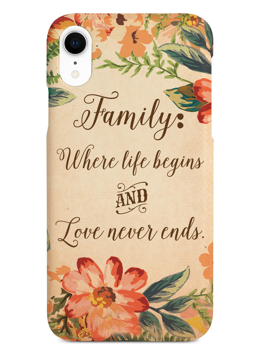 Family: Where Life Begins Case
