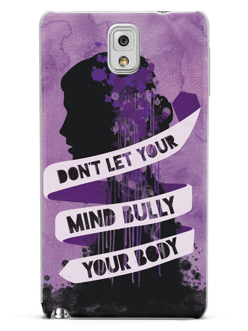 Don't Let Your Mind Bully Your Body Case