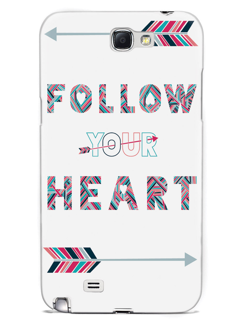 Follow Your Heart Case