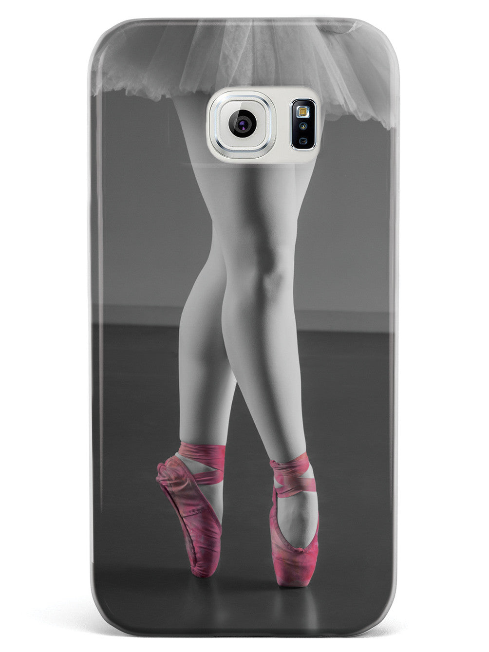 Ballerina Slippers Case