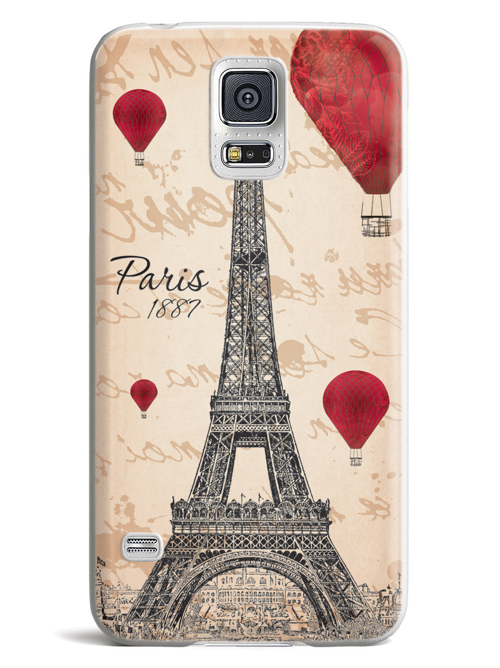Paris Eiffel Tower 1887 Case