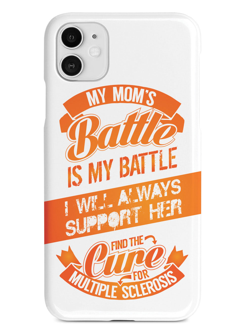My Mom's Battle - Multiple Sclerosis MS Awareness/Support Case